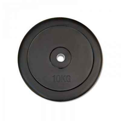 Weight plate rubber 30mm - 10kg