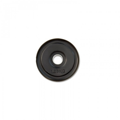 Weight plate rubber 30mm - 1.25kg