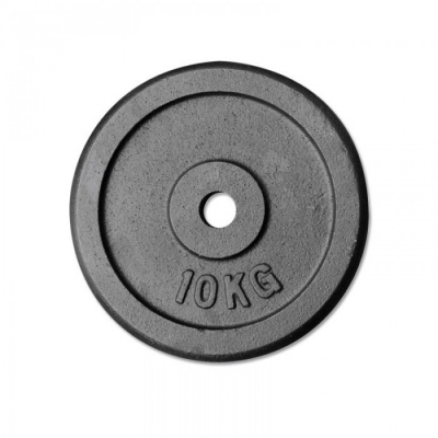 cast iron weight plate 30mm - 10,00kg