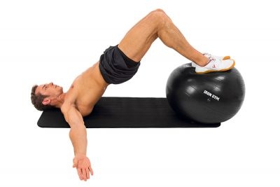 Iron Gym Exercise Ball - 65cm (Gymnastikball)