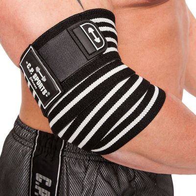 professional elbow bandages - 1 pair (C.P. Sports)