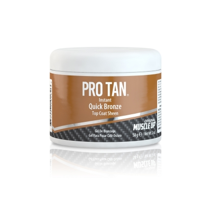 Pro Tan Instant Quick Bronze Top Coat Sheen - 58g