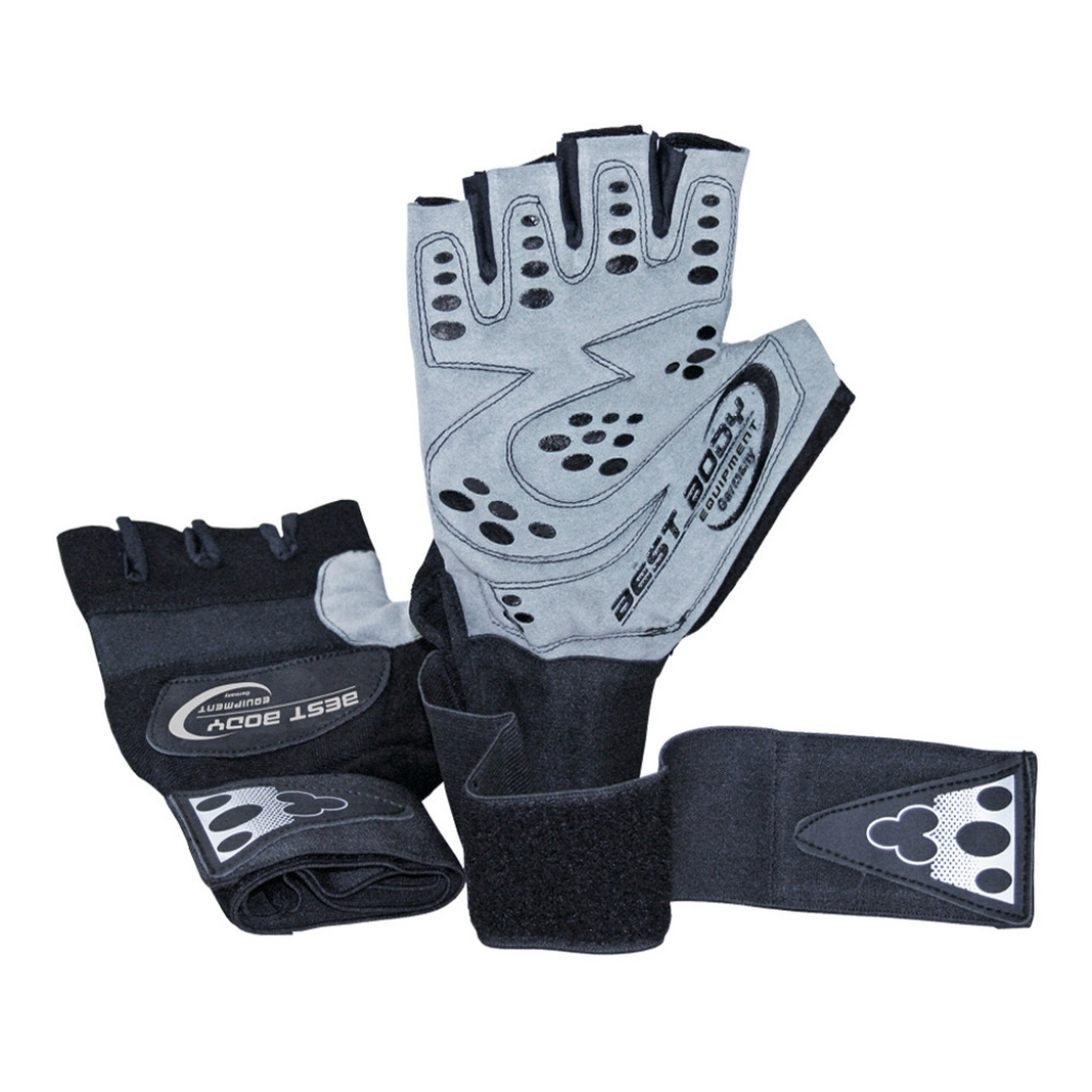 Fitness Gloves 'Top Grip' - 1 Pair