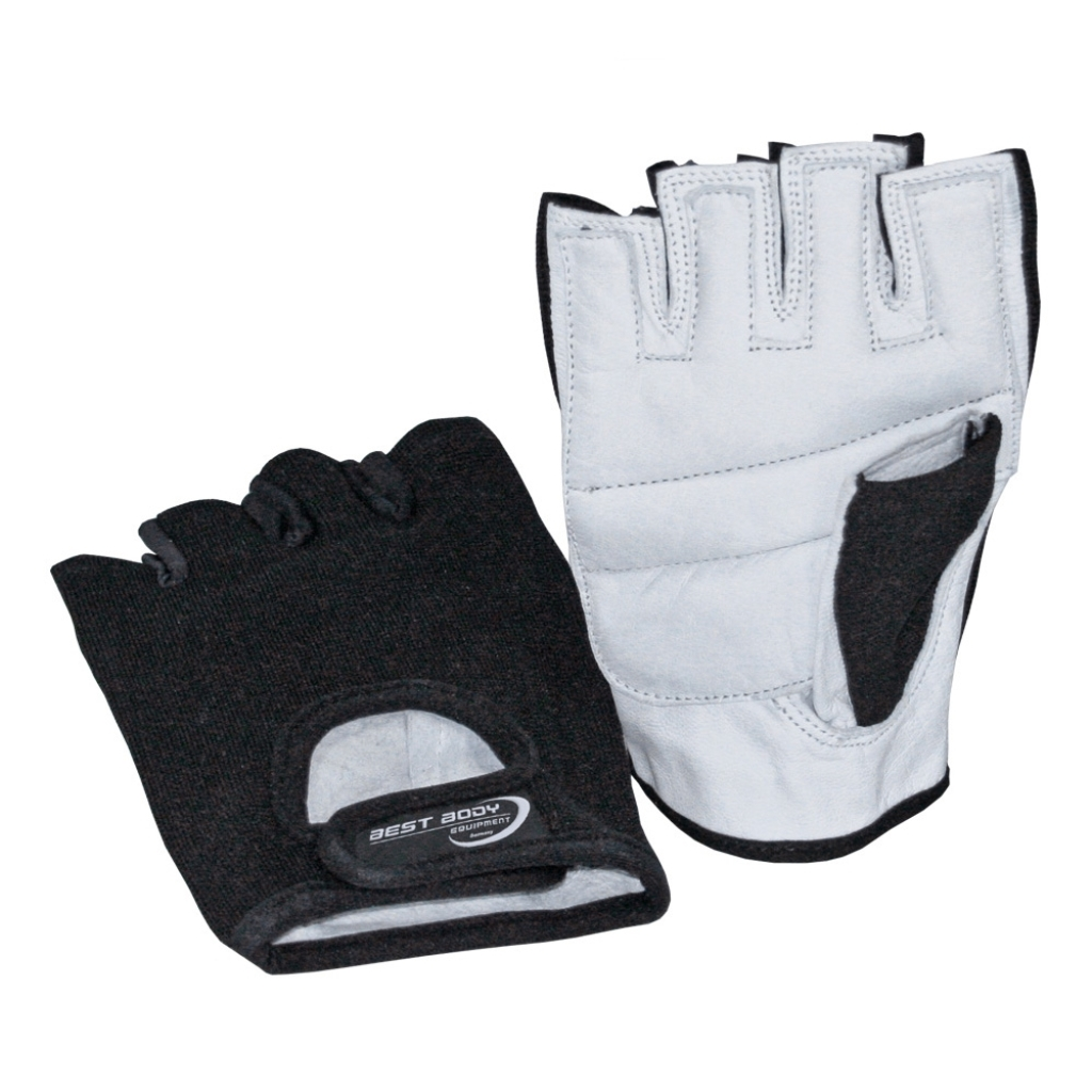 Fitness Gloves 'Power' black - 1 pair