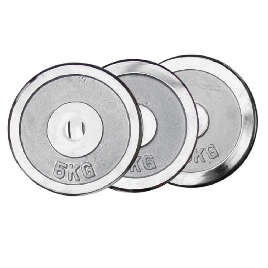 Chrome weight plate 30mm - 15kg