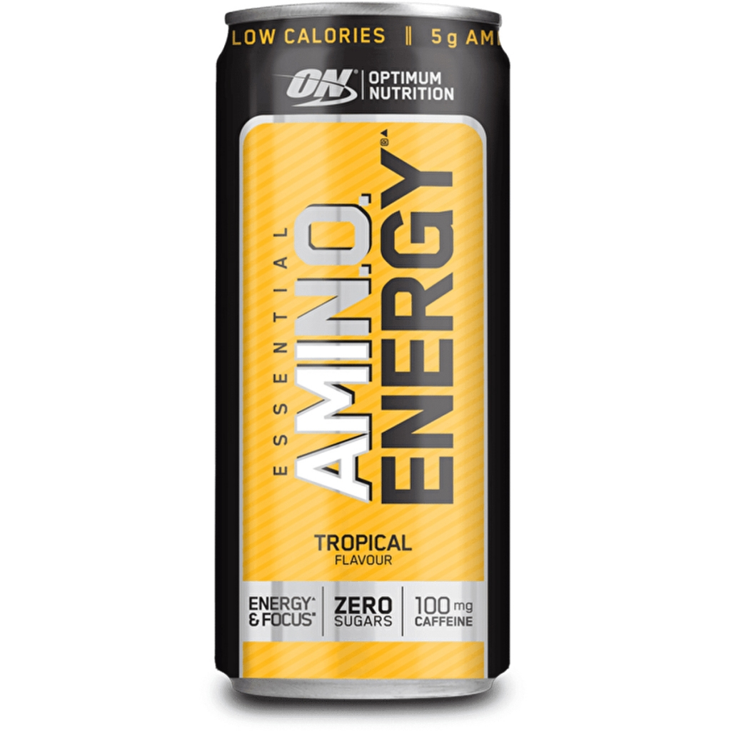 Amino Energy Drink - 330ml Dose (Optimum Nutrition)