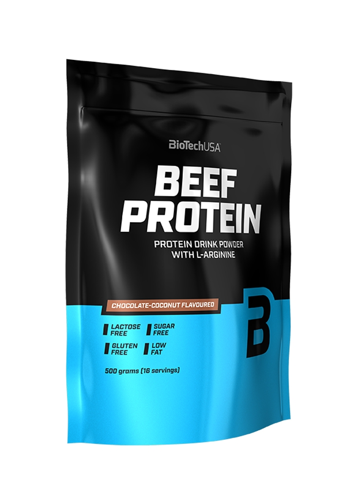 BiotechUSA Beef Protein