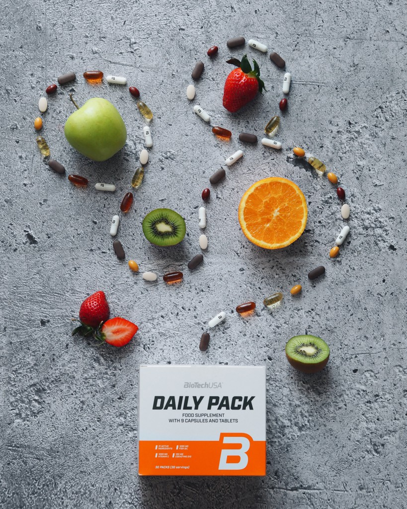 Daily Pack - 30 Portionen (Biotech USA)