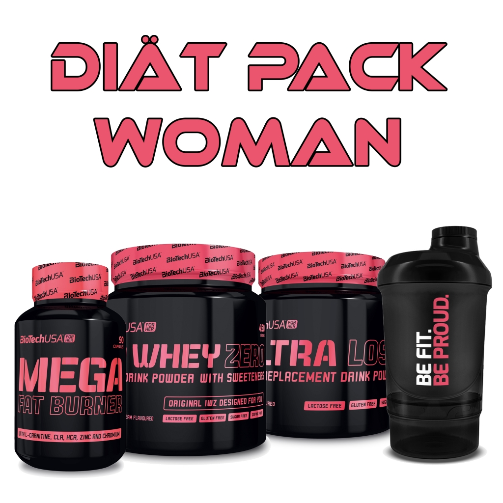Biotech USA Diät Pack Woman