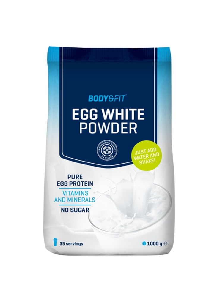 Body & Fit Egg White Powder