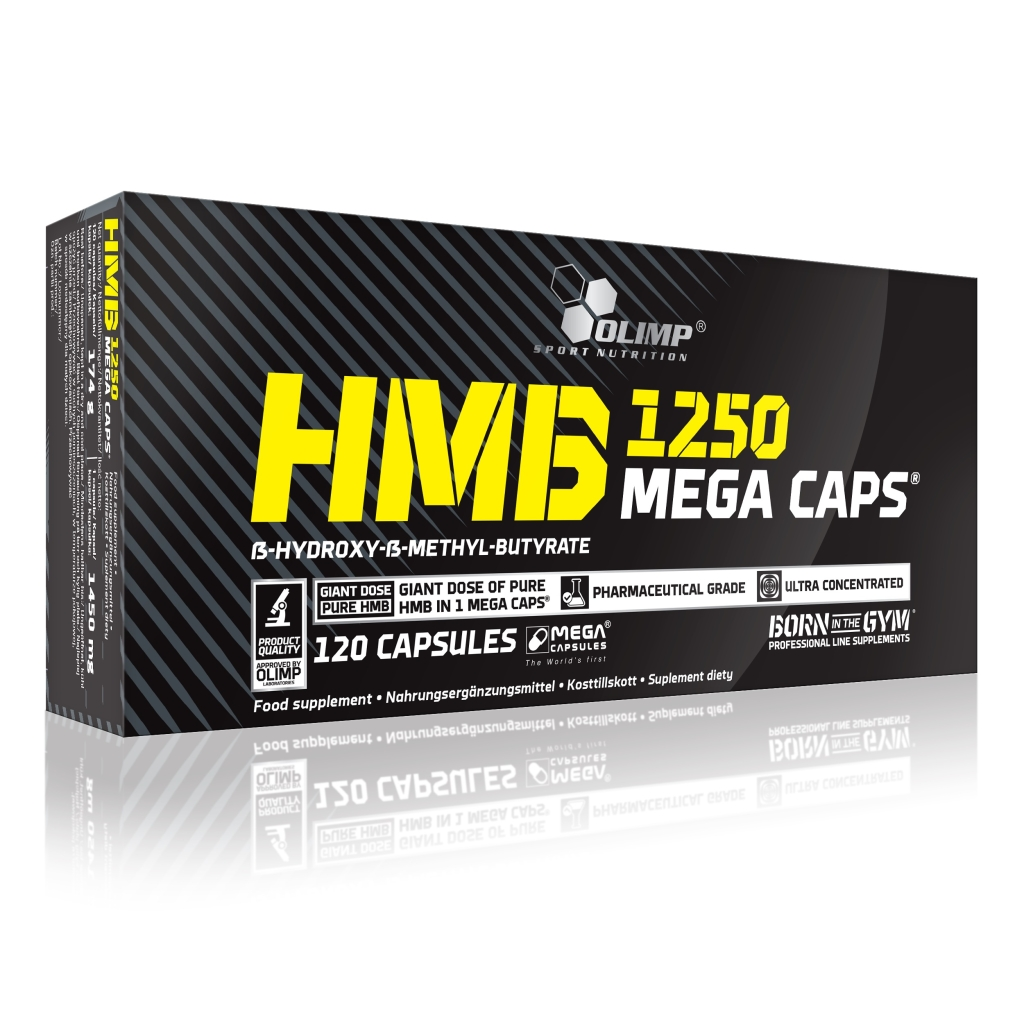 Olimp HMB 1250 Mega Caps