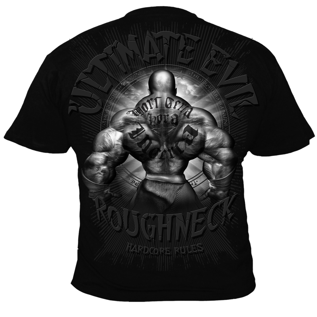 Roughneck T-Shirt Ultimate Fighter
