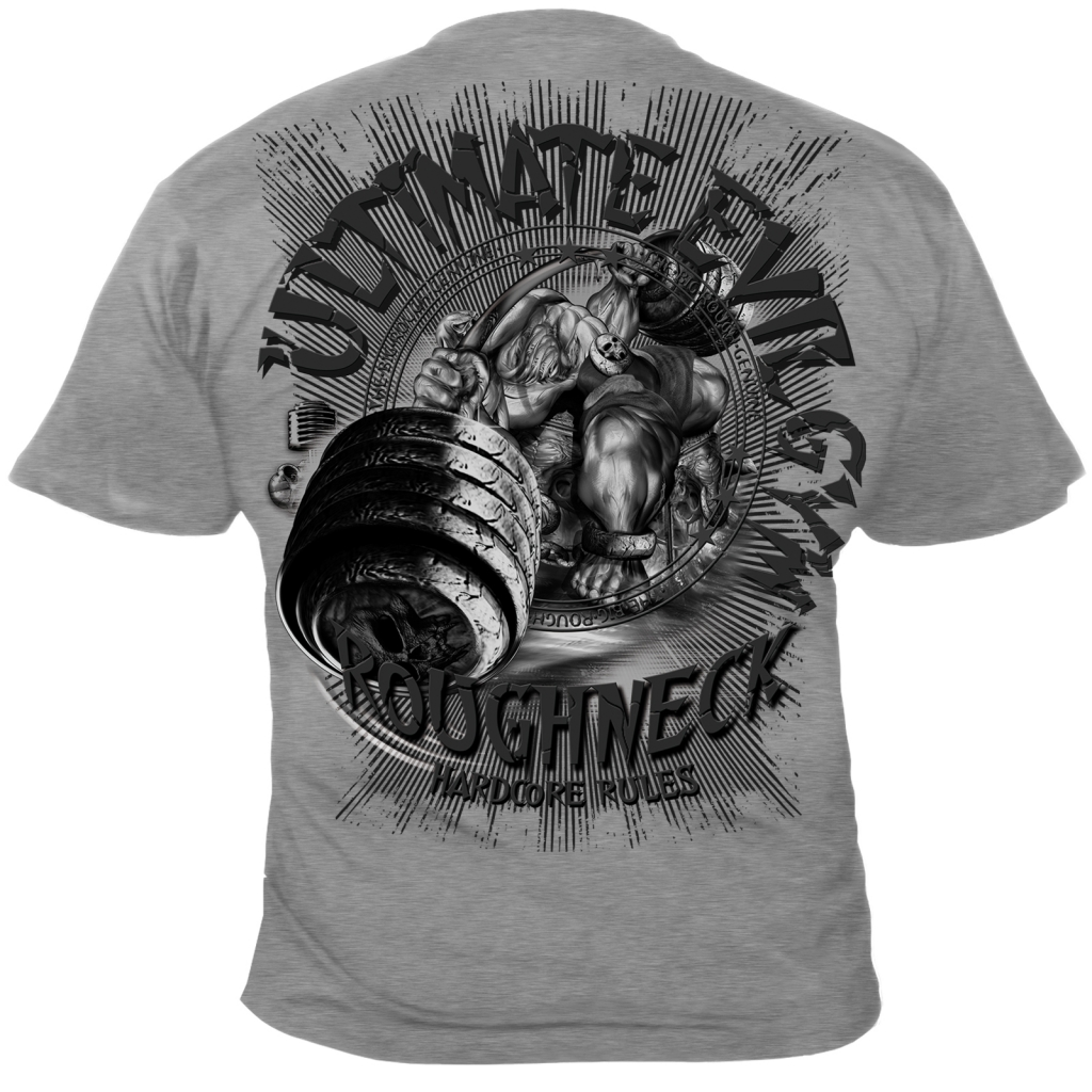 Roughneck T-Shirt Ultimate Bench