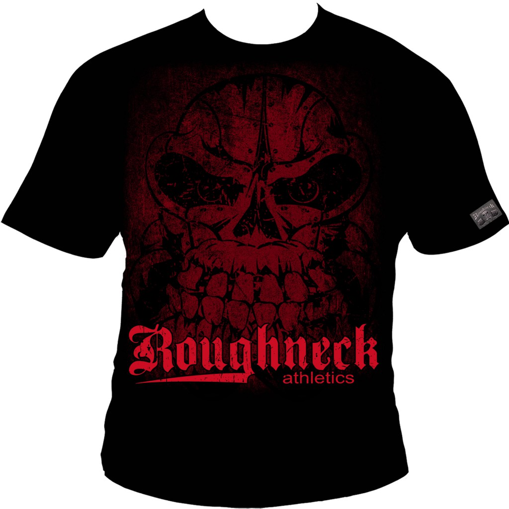 Roughneck T-Shirt 'World of Pain' black