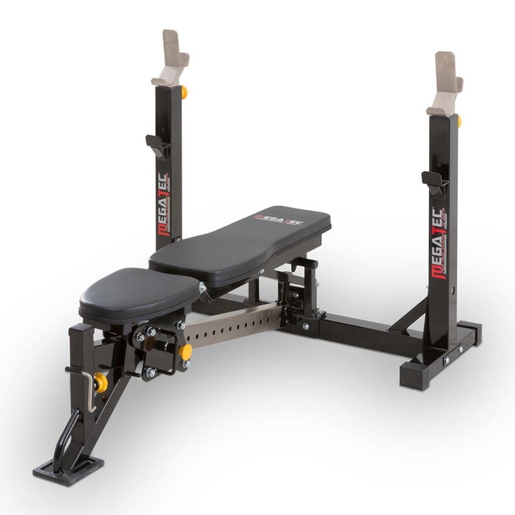 MegaTec Hantelbank Bench Press