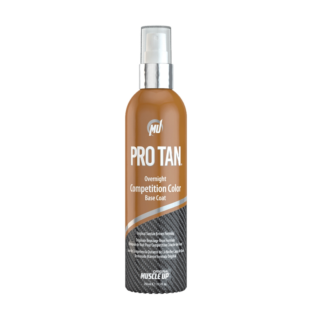 Pro Tan Overnight Competition Colour - 250ml bottle