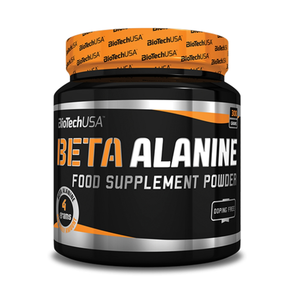 Beta Alanine - 300g powder (Biotech USA)