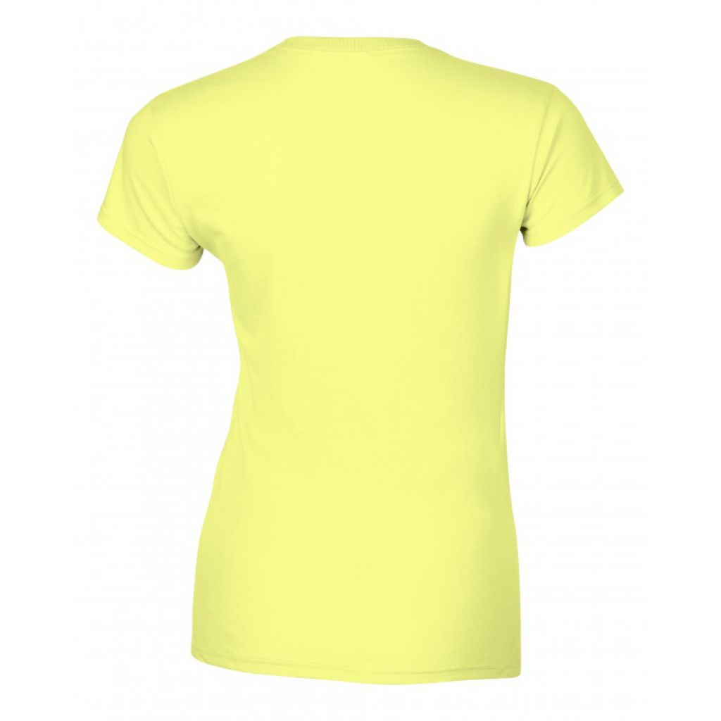 Woman T-Shirt gelb (Ironbody)