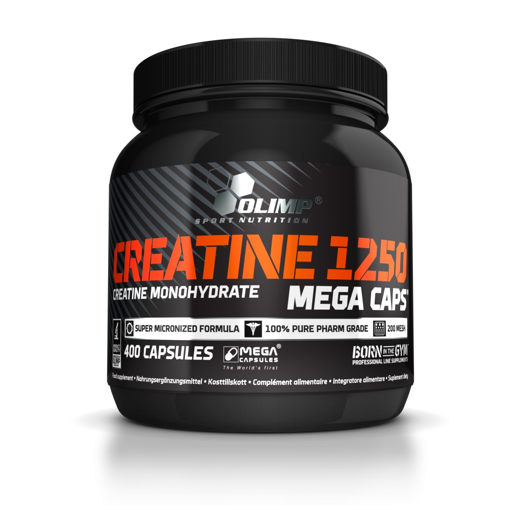Olimp Creatine 1250 400 Mega Caps