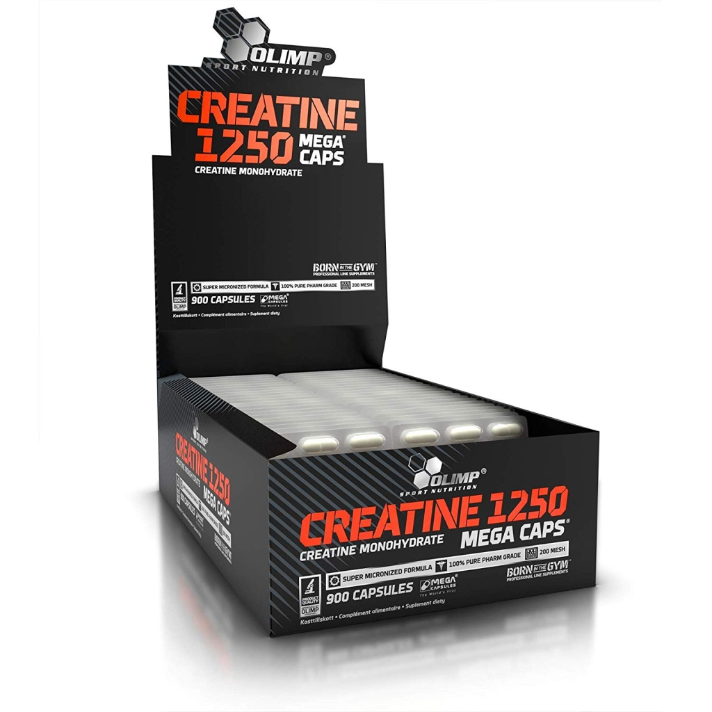 Olimp Creatine Mega Caps 1250 900