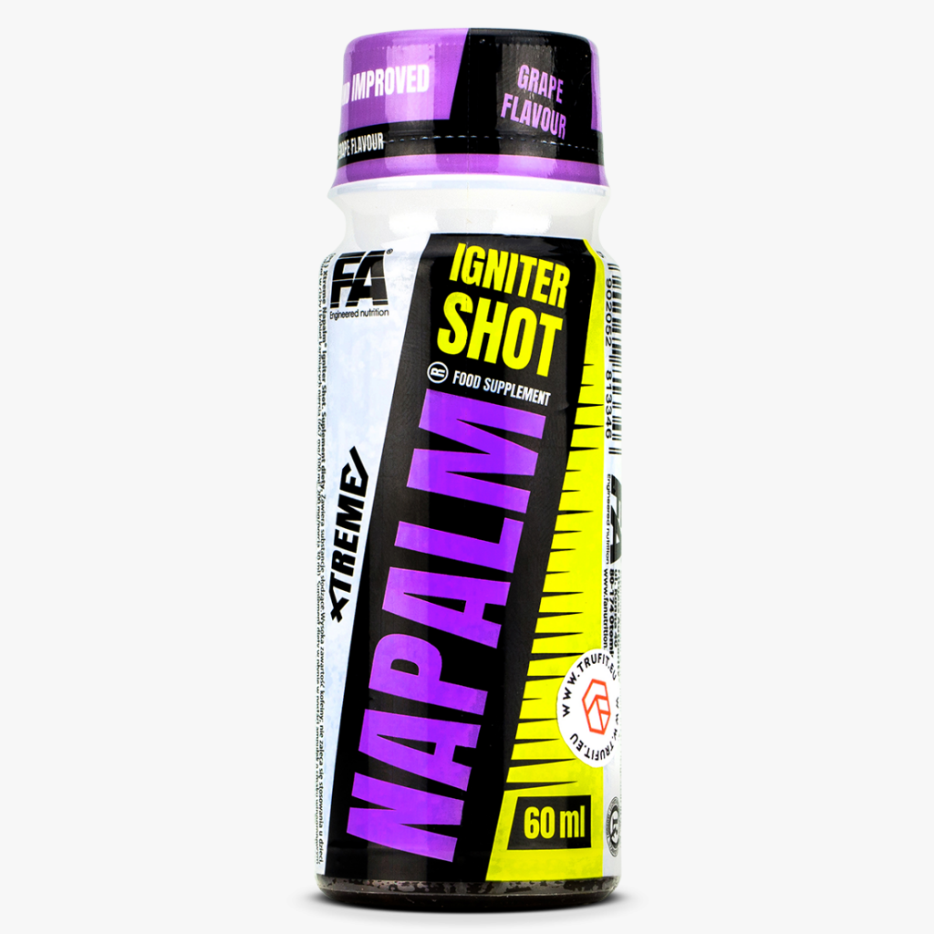 Napalm Igniter Shot - 120ml Flasche (Fitness Authority)