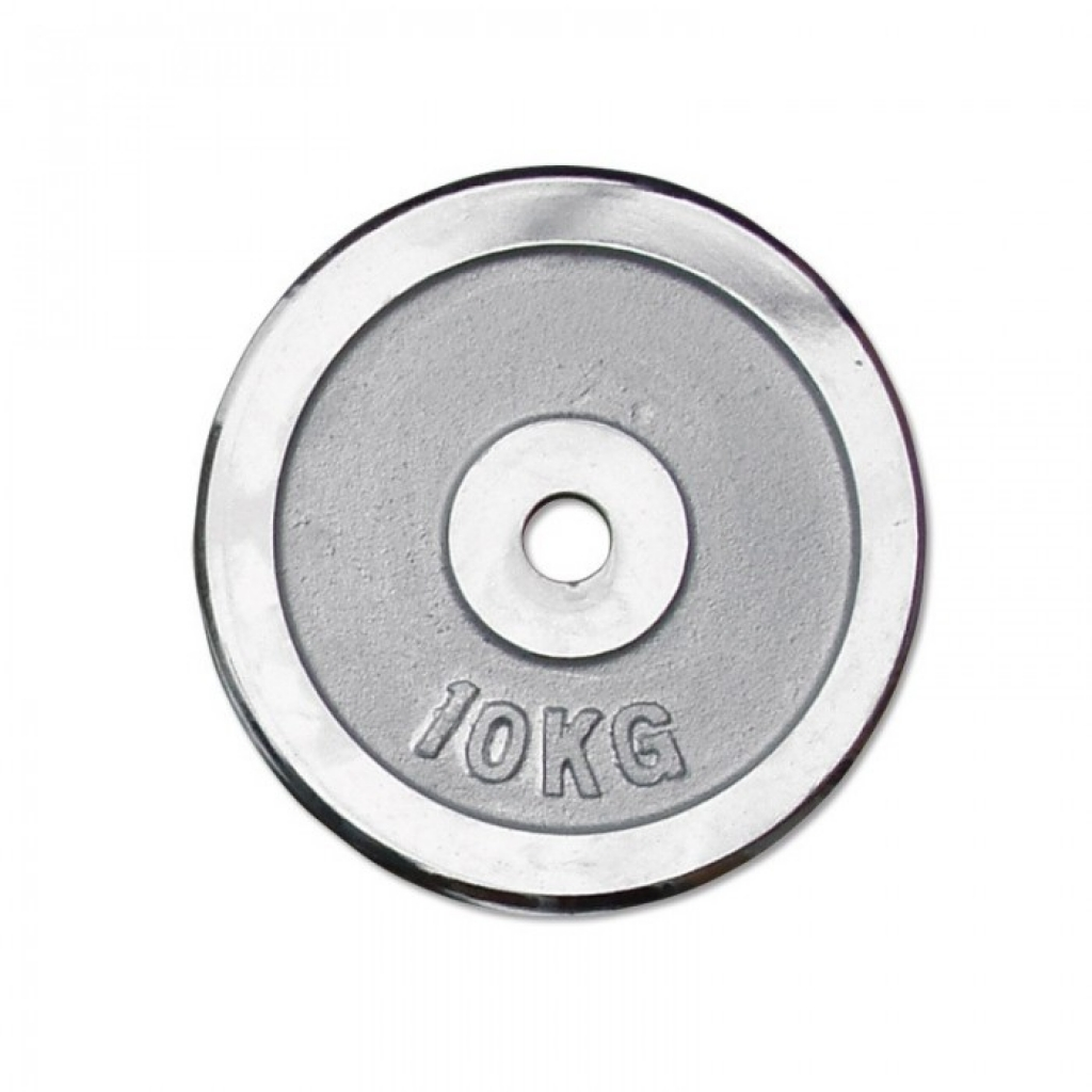 Chrome weight plate 30mm - 10kg