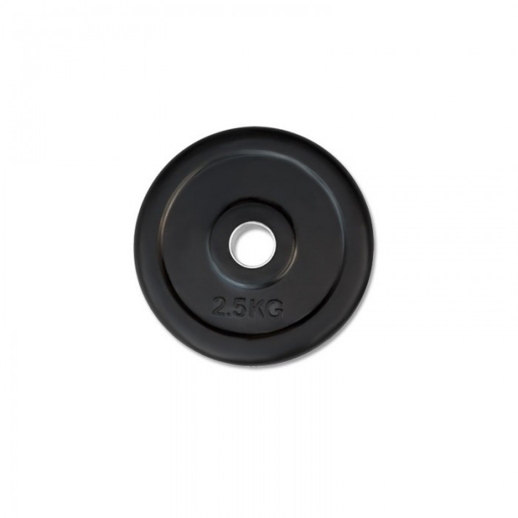 Weight plate rubber 30mm - 2.5kg