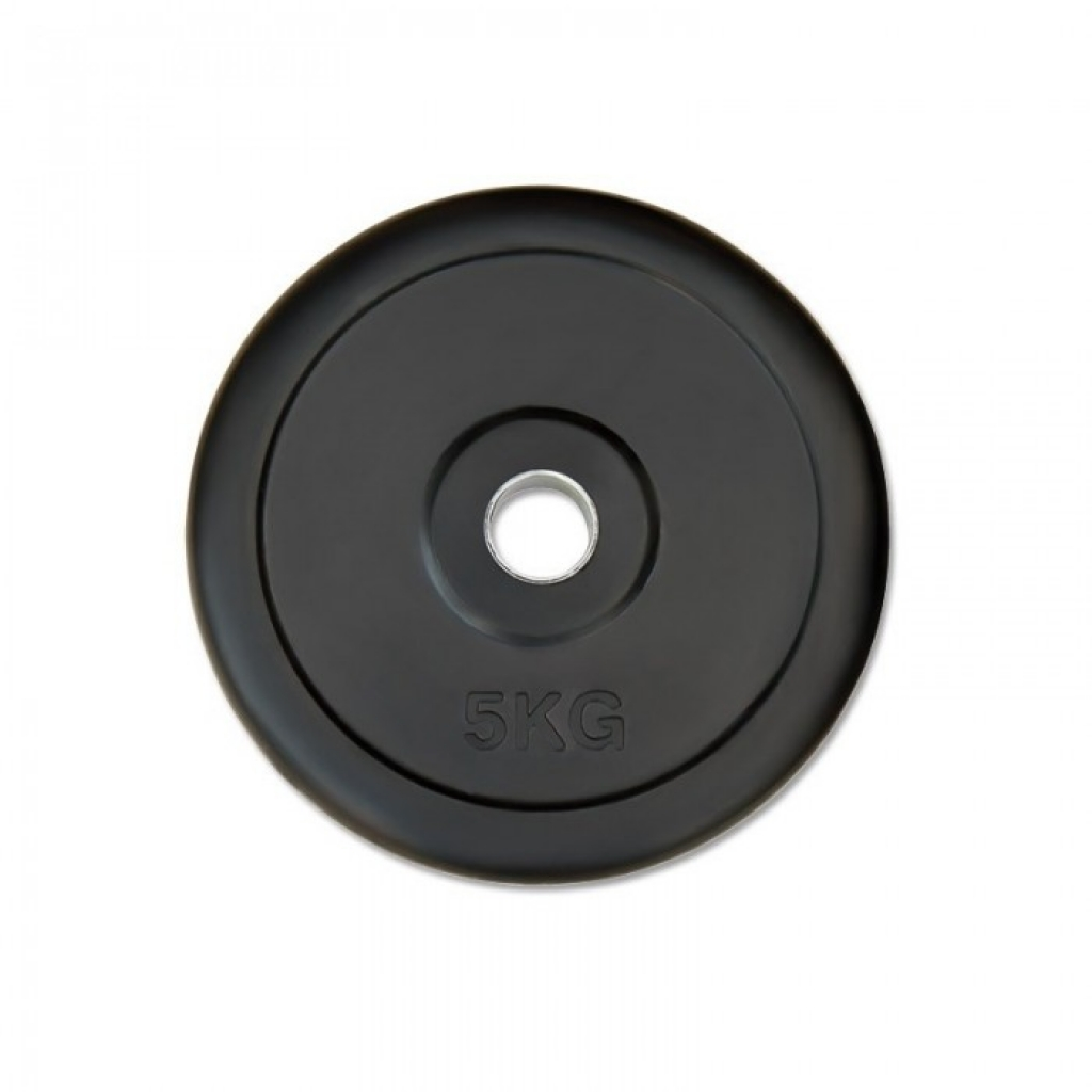 Weight plate rubber 30mm - 5kg