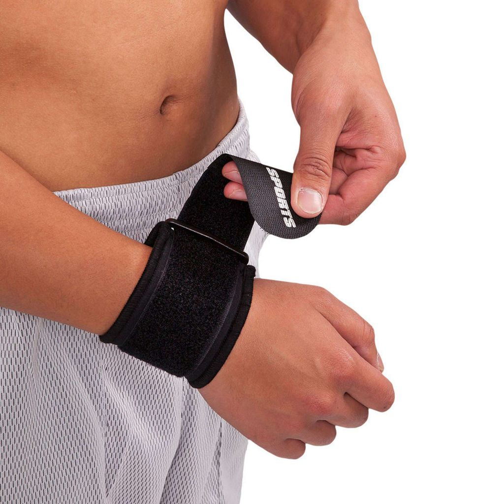 wrist support neoprene - 1 pc (C.P. Sports)