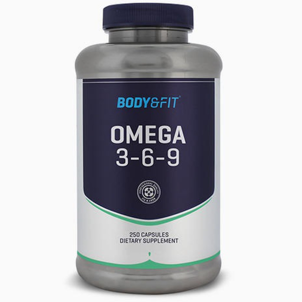 Body & Fit Omega 3-6-9
