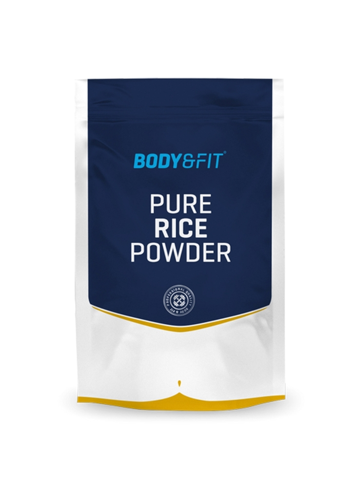Body & Fit Pure Rice Powder