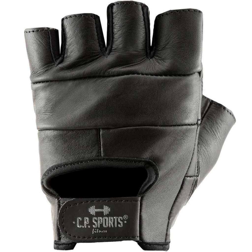 Trainings-gloves leather - 1 pair (C.P. Sports)